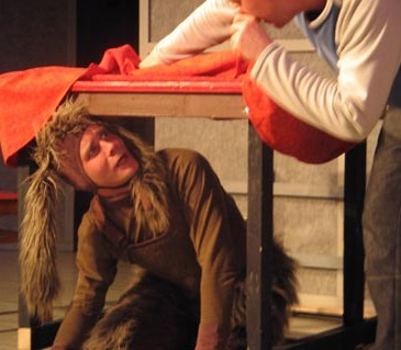 Puhuva koira. Sound design for TEHDAS teatteri 2005.